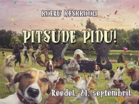 Pitsude pidu! Reedel, 21. septembril